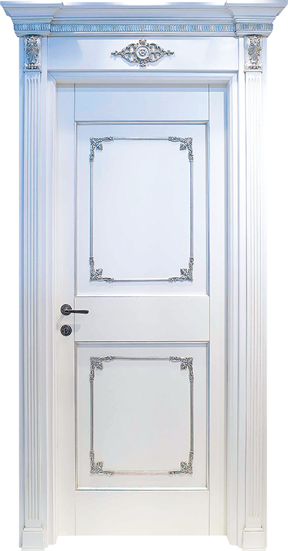 Porte Laccate Decorate | Zanini Porte